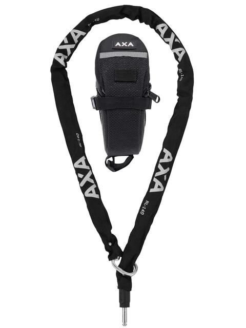 Axa RLC 140 Einsteckkette schwarz